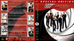James Bond Ultimate Collection – Volume 2 (1971-1981) R1 Custom Blu-Ray