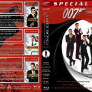 James Bond Ultimate Collection - Volume 2 (1971-1981) R1 Custom Blu-Ray