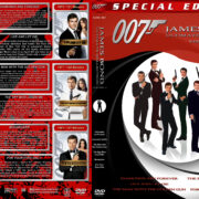 James Bond Ultimate Collection - Volume 2 (1971-1981) R1 Custom Cover