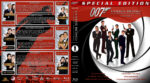 James Bond Ultimate Collection – Volume 3 (1983-1997) R1 Custom Blu-Ray