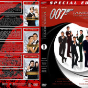 James Bond Ultimate Collection – Volume 3 (1983-1997) R1 Custom Cover