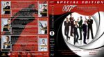 James Bond Ultimate Collection – Volume 4 (1999-2015) R1 Custom Blu-Ray