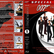 James Bond Ultimate Collection - Volume 4 (1999-2015) R1 Custom Blu-Ray