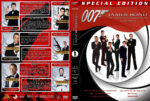James Bond Ultimate Collection – Volume 4 (1999-2015) R1 Custom Cover