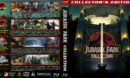 Jurassic Park Collection (1993-2015) R1 Custom Blu-Ray