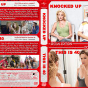 Knocked Up / This is 40 Double Feature (2007-2012) R1 Custom Cover