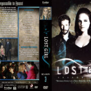 Lost Girl – Season 3 (2013) R1 Custom Covers