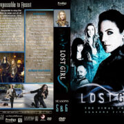 Lost Girl – Season 5 (2015) R1 Custom Covers