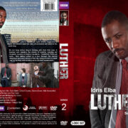 Luther - Series 2 (2011) R1 Custom Covers & Labels