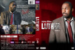 Luther – Series 3 (2013) R1 Custom Covers & Labels