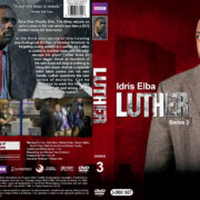 Luther - Series 3 (2013) R1 Custom Covers & Labels