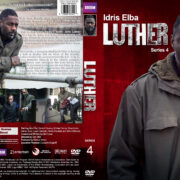Luther - Series 4 (2016) R1 Custom Covers & label