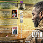Luther: The Complete Series (2015) R1 Custom Cover & Labels