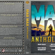 Mad Max Anthology (1979-2015) R1 Custom Cover