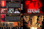 Mission to Mars / Red Planet Double Feature (2000) R1 Custom Covers