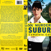 Murder in Suburbia – Series 1 & 2 (2005) R1 Custom Cover & labels
