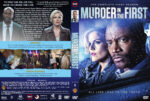 Murder in the First – Season 1 (2014) R1 Custom Cover & labels