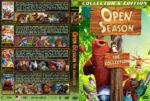 Open Season: The Collection (2006-2015) R1 Custom Cover
