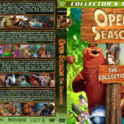 Open Season: The Collection (2006-2015) R1 Custom Cover