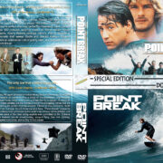 Point Break Double Feature (1991-2015) R1 Custom Cover