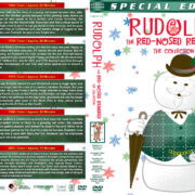 Rudolph the Red-Nosed Reindeer Collection (1964-2001) R1 Custom Covers