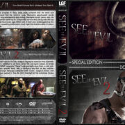 See No Evil Double Feature (2006-2014) R1 Custom Cover