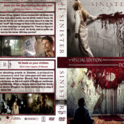 Sinister Double Feature (2012-2015) R1 Custom Cover