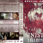 Sinister Collection (2012-2015) R1 Custom Cover