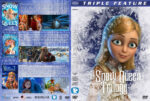 The Snow Queen Trilogy (2012-2016) R1 Custom Cover