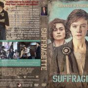 Suffragette (2015) R1 Custom Cover & Label