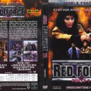 Red Force 3 & 4 (1991) R2 German Cover
