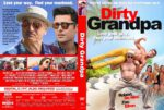 Dirty Grandpa (2016) R1 Custom DVD Cover