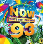 Now That's What I Call Music! 93 (2016) CD Cover