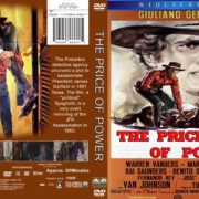 The Price Of Power (1969) R1 Custom DVD Cover