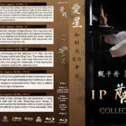 IP Man Collection (2008-2015) R1 Custom Blu-Ray Cover