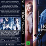 Home Invasion (2015) Custom German Cover & Label
