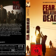 Fear the Walking Dead: Season 1 (2015) R2 Custom German