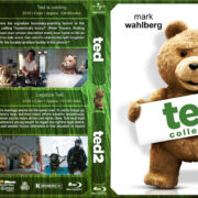 Ted Collection (2012-2015) R1 Custom Blu-Ray Cover