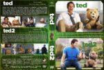 Ted Double Feature (2012-2015) R1 Custom Cover