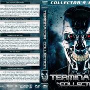 Terminator Collection (1984-2015) R1 Custom Cover