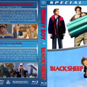 Tommy Boy / Black Sheep Double Feature (1995-1996) R1 Custom Blu-Ray