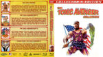 The Toxic Avenger Collection (1985-2002) R1 Custom Blu-Ray Covers