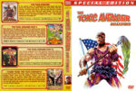 The Toxic Avenger Collection (1985-2002) R1 Custom Cover