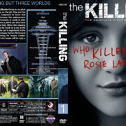 The Killing - Season 1 (2012) R1 Custom Cover & labels
