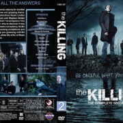 The Killing - Season 2 (2012) R1 Custom Cover & labels
