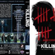 The Killing – Season 3 (2013) R1 Custom Cover & labels