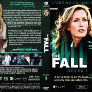 The Fall – Series 1 (2013) R1 Custom Cover & labels