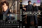 Sherlock – Season 1 (2010) R1 Custom Cover & labels