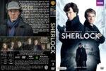 Sherlock – Season 3 (2014) R1 Custom Cover & labels
