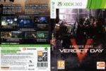 Armored Core Verdict Day (2013) XBOX 360 PAL